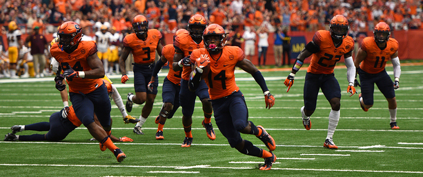 Syracuse secondary rebounds from early miscues
